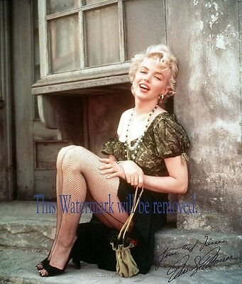 MARILYN MONROE 8X10 GLOSSY PHOTO PICTURE IMAGE 1950/'s Celebrity Movie Star M294