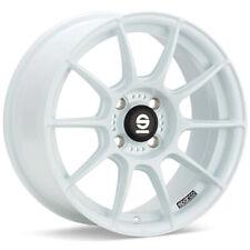 Sparco Ff 1 15x7 4x100 Et25 White 4 Wheels