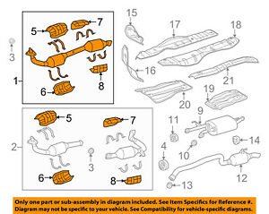 Toyota Oem 0718 Tundra 57lv8 Exhaust Systemfront Pipe 174100s070. Is Loading Toyotaoem0718tundra57lv8. Toyota. 2001 Toyota Tundra V8 Exhaust Diagram At Scoala.co