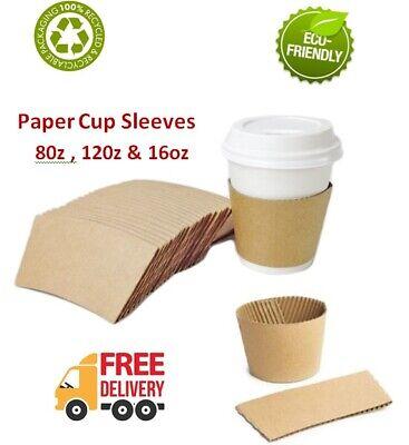 PAPER CUP SLEEVE 50pcs