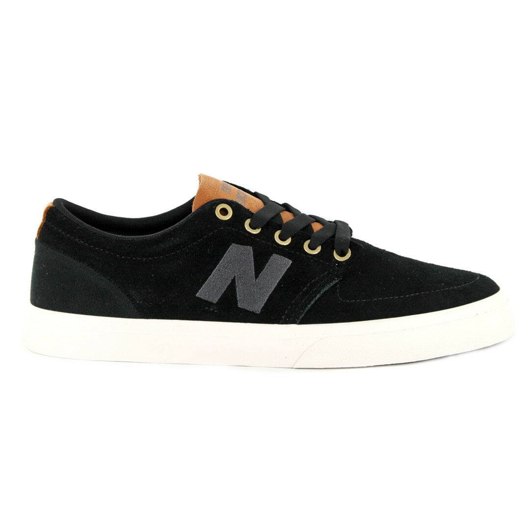 New Balance Numeric  345  Sneakers (Black Brown) Men's Skating shoes