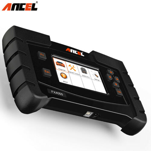 OBD2 Full System Scanner Automotive ABS Oil Reset Engine Check Diagnostic Tool
