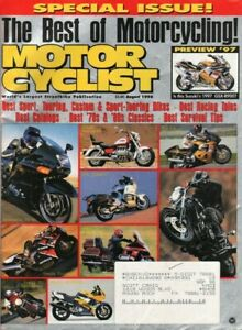 1996-August-Motorcyclist-Vintage-Motorcycle-Magazine
