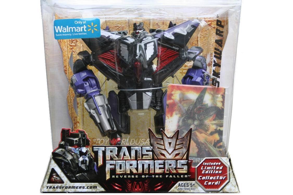 Transformers Revenge of the Fallen Skywarp Walmart Exclusive
