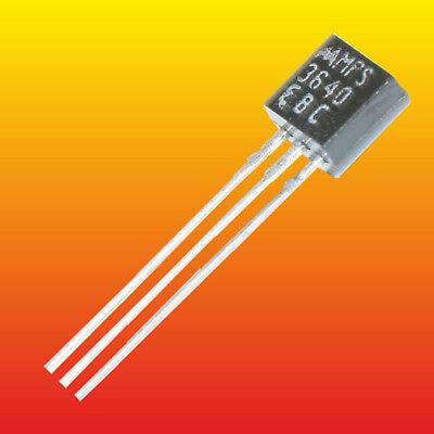 MPS-3640 transistors lot of 20