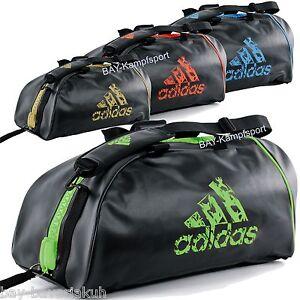 Angebot: Adidas adidas JUDO Sporttasche – Sportrucksack