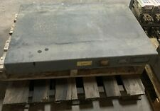 Do All Black Granite Stone Machinist Inspection Surface Plate Sn 1599 D