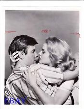Will Hutchins Diane McBain VINTAGE Photo Claudelle Inglish