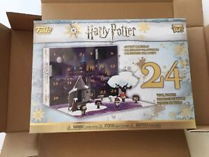 Details about New Funko Pop! Harry Potter Mini Pop Advent Calendar Gamestop  2018 Exclusive