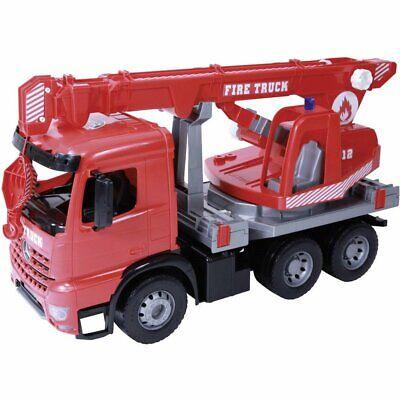 LENA GIGA TRUCKS Feuerwehr-Kranwagen Arocs 02175EC