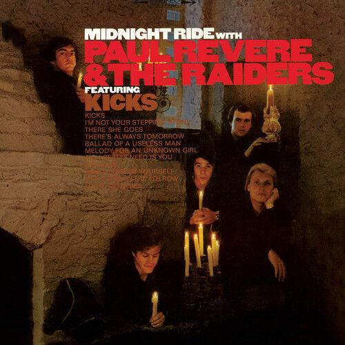 Paul Revere & the Ra - Midnight Ride (Translucent Blue) [New Vinyl LP]