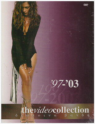 Despina Vandi - The Video Collection 97 - 03  (DVD)