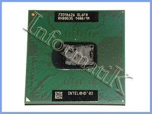 Intel Pentium M Processor SL6F8 (1MB, 1.40GHz, 400MHz) PPGA478 Travelmate 290