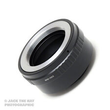 Pro M42 to Sony E-Mount Adapter Ring. Use M42 Screw Lenses on Sony NEX Cameras.