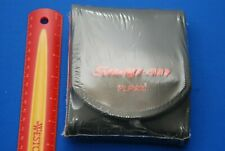 NEW Snap-On Tools 3 Piece RED Vinyl Grip Precision Pliers Set PLP300 SHIPS FREE