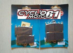 2-Jeux-Plaquettes-de-frein-avant-Kyoto-Suzuki-GSR-600-2006-a-2012-S1032