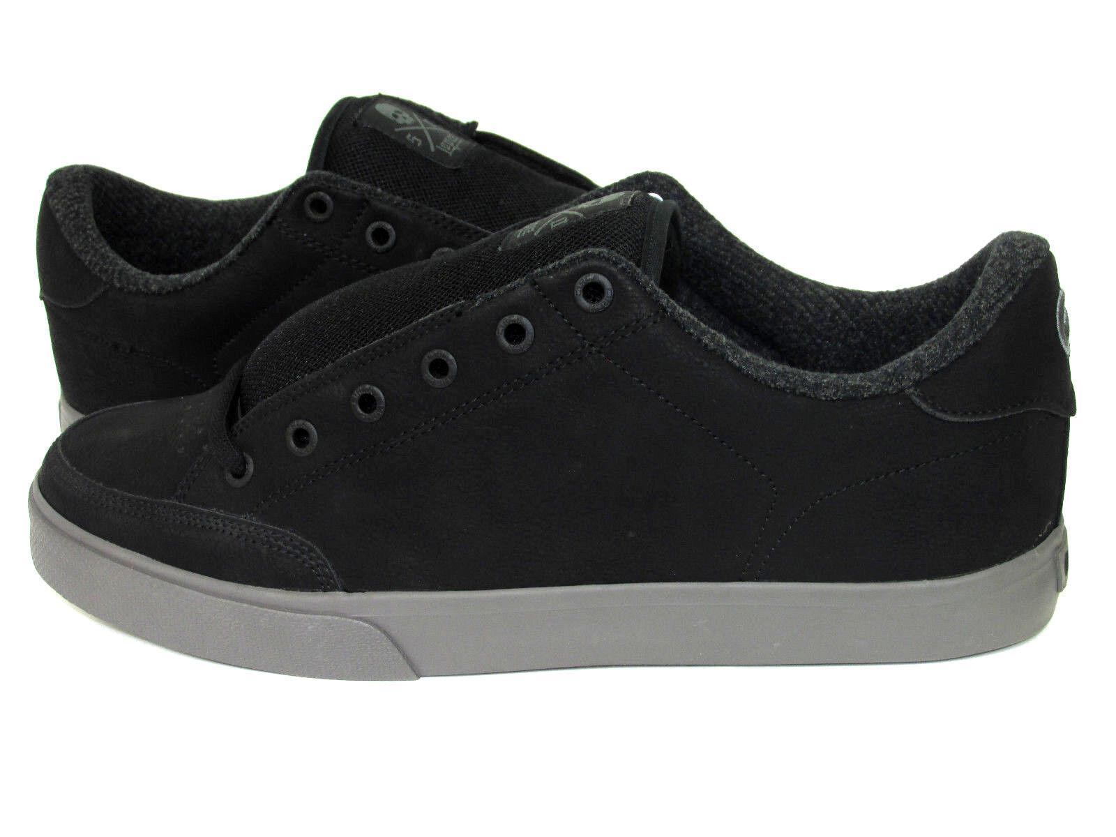 Nuevo Para hombres C1RCA LOPEZ 50 Circa zapatos AL50 bpew Negro Estaño Zapatillas Original