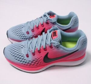 d78cbf40824e Nike Air Zoom Pegasus 34 (W) Women Running Shoes Size 11.5 Wide ...