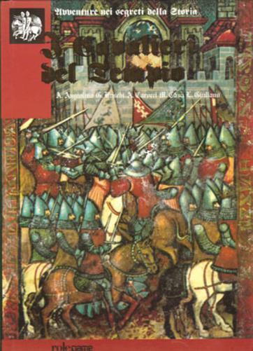 I CAVALIERI DEL TEMPIO gioco di ruolo prima edizione EL 1990 bildonato