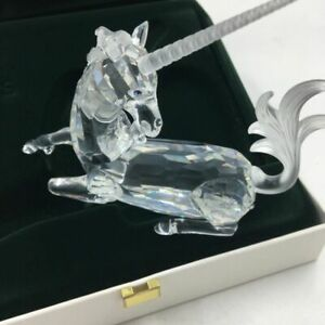 Swarovski-Figurine-ANNUAL-EDITION-1996-UNICORN-191727-MINT-IN-BOX