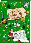 Mein dicker Weihnachts-Rätselblock von Nikki Busch (2015, Taschenbuch)