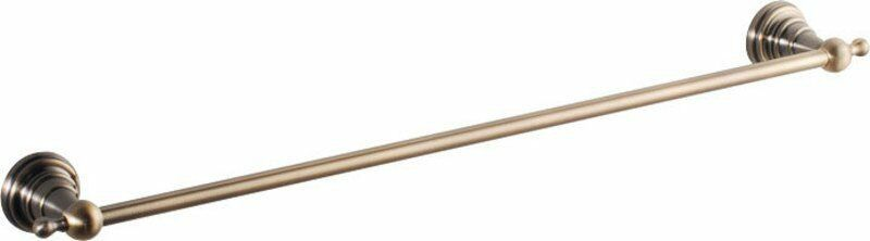 Handtuchhalter Bad Handtuchständer 605 mm  RETRO BRONZE DIAMOND-SERIE