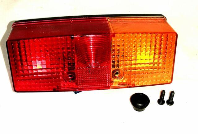 mit Lampentr/äger Gl/ühlampen-Technologie HELLA 2SK 010 318-081 Heckleuchte rechts 12V mit Gl/ühlampen