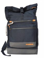 Tumi Dalston Ridley Roll-Top Backpack, Navy