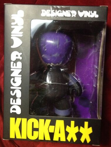 """Mezco Kick Ass 2010 SDCC Comic Con Exclusive Hit Girl 6/"""" Vinyl Figure Mez-Itz NR"""