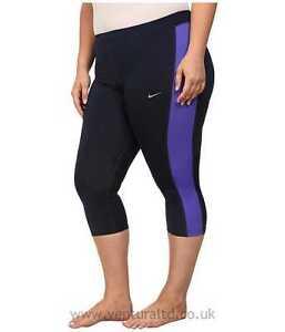 ON SALE NIKE ESSENTIAL WOMEN S RUNNING Sport CAPRI Tight Ladies XS ... 72f27708b1
