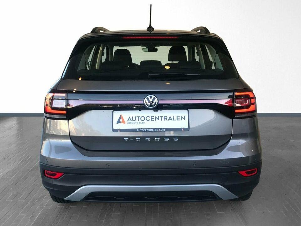 VW T-Cross 1,0 TSi 115 Life DSG Van Benzin aut. Automatgear