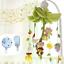 Rotary-Baby-Kids-Mobile-Crib-Bed-Toy-Clockwork-Movement-Music-Box-Bedding-White thumbnail 1