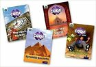 Project X Code Extra: Purple Book Band, Oxford: Level 8: Wonders of the World and Pyramid Peril, Mixed Pack of 4 by Mike Tucker, Mara Bergman, Jane Penrose (Undefined, 2016)