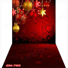 Christmas 10'x20' Computer-painted (CP)Scenic Vinyl Background Backdrop SN765B88