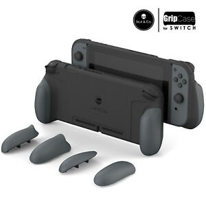 Skull-amp-Co-GripCase-Ergonomic-Grip-Protective-Case-for-NINTENDO-SWITCH