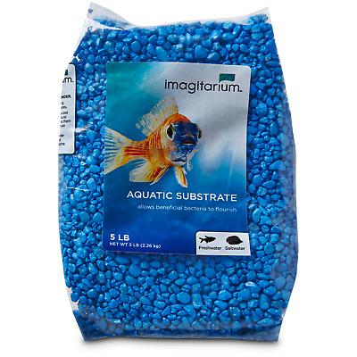 Imagitarium Orange Aquarium Gravel