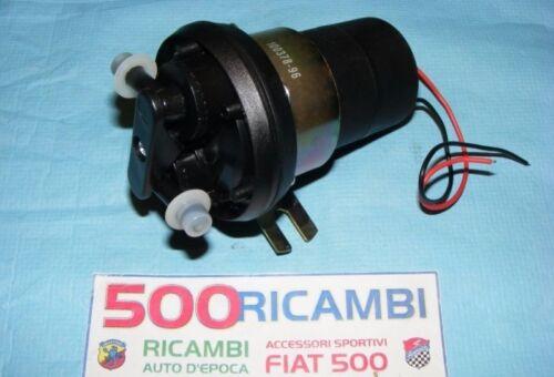 FIAT 500 F//L//R 126 POMPA BENZINA ELETTRICA ESTERNA X MOTORE ELABORAZIONE TUNING