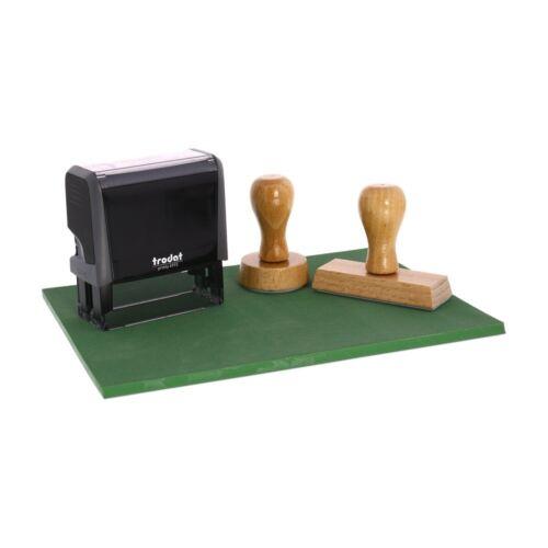 Läufer Stempelunterlage von stempel-fabrik 230x170x5 mm