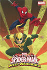 Marvel Universe Ultimate Spider-Man: Volume 2: Web Warriors by Joe Caramagna (Paperback, 2015)