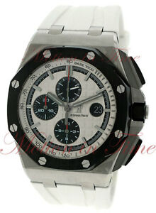 bef5d1e6887 Image is loading Audemars-Piguet-Royal-Oak-Offshore-44mm-Stainless-Steel-