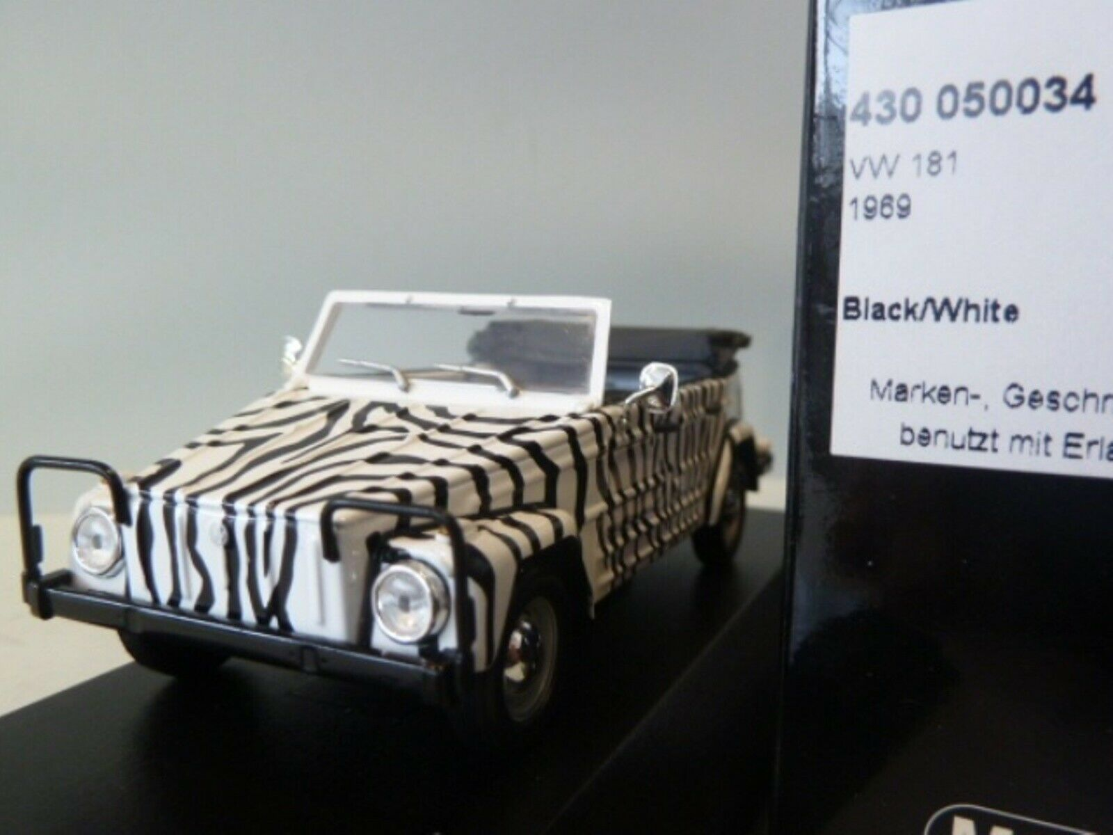 Vw Volkswagen 181 Kubelwagen 4x4 1969 Minichamps 1 43 430050035 For Sale Online Ebay