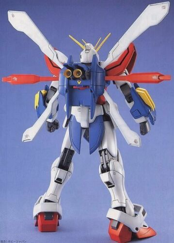 Bandai MG 1//100 GF13-017NJII Dieu Gundam Modèle Plastique Kit Neuf de Japon