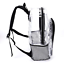 thumbnail 3 - Heavy Duty Transparent Clear Backpack See Through Backpacks for Travel,College