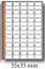 10-fogli-UNI-MasterPhil-rinforzati-sistemare-collezione-monete-in-raccoglitore miniatura 3