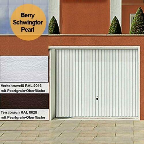 Hörmann Berry Schwingtor Garagentor