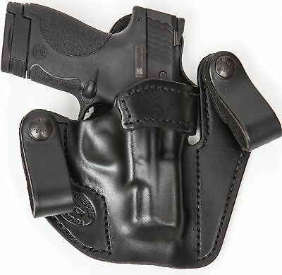 Pro Carry LT RH LH OWB IWB Leather Gun Holster For Sig Sauer 1911 C3