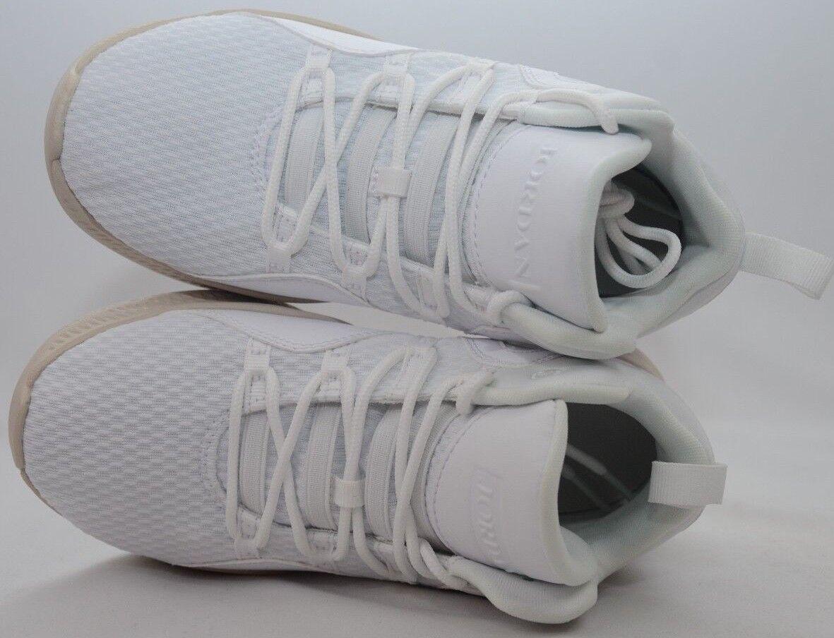 Boys Jordan Formula 23 BP 881467-115 White//White NEW Size 2.5Y