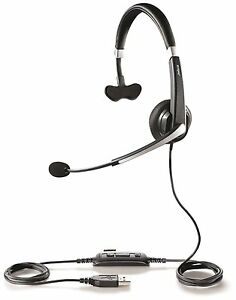 Jabra-UC-Voice-550-Mono-Schwarz-Kopfbuegel-Headset-NEU-amp-OVP