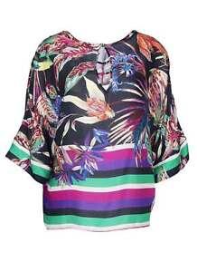 Viscose Pieces stop 34 Non Fleur 100 Neuf Haut Fashion Taille Blouse It Malvin Cv0xZ5wqx