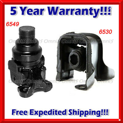 Front Left Engine Mount A6549 Acura CL Honda Accord Isuzu Oasis 95//00 2.2L 2.3L
